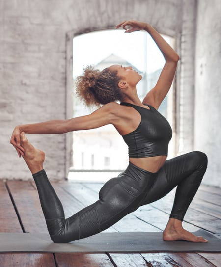 New Styles That Shimmer & Shine from Athleta