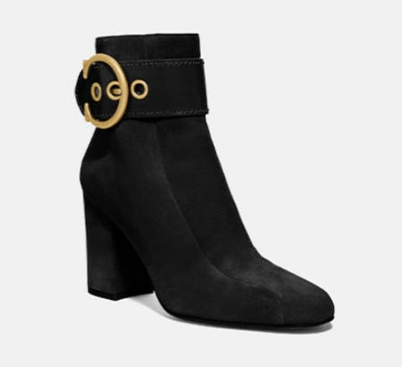 The Dara Bootie from Coach