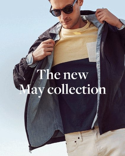 Discover the New May Collection from J.Crew