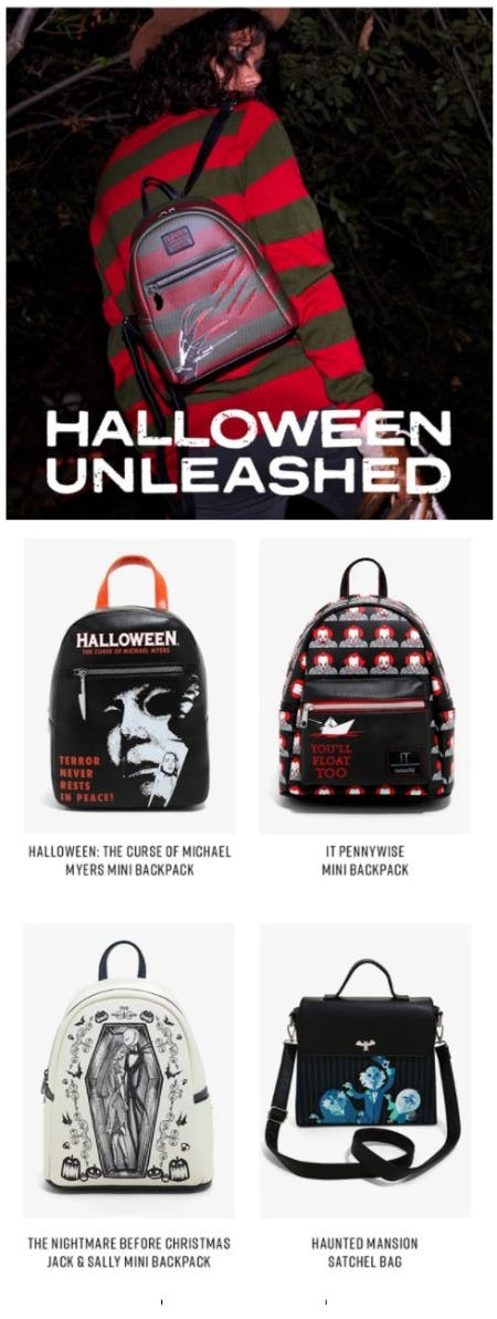 Mini Backpacks just for You from Hot Topic