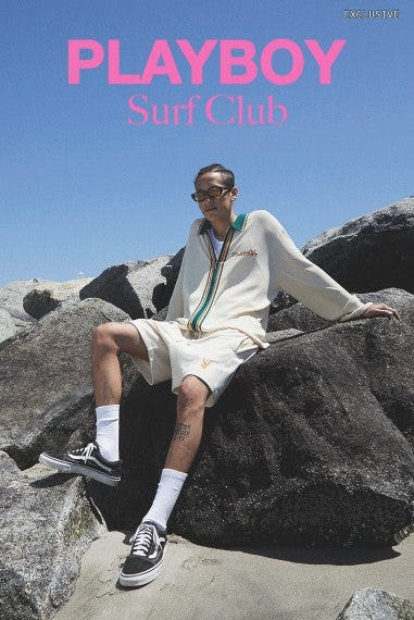 Discover the New Playboy Surf Club Collection from PacSun