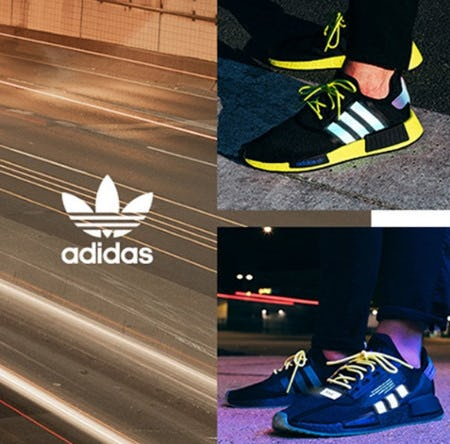 Meet the adidas Glow Pack