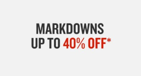 Tysons Corner Center | Sales | Finish Line - Markdowns up to 40% Off