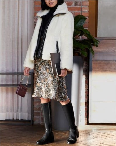 Perfect Pairing: Boots & Outerwear from Cole Haan