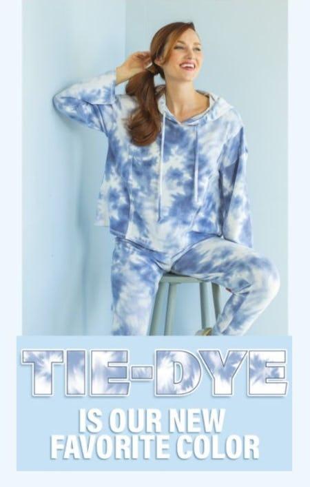 New Retro Trend: Tie-Dye from Von Maur