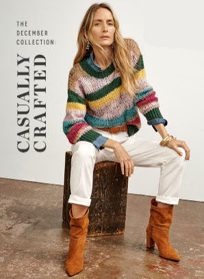The December Collection: Casually Crafted from Anthropologie