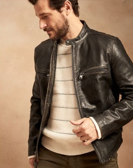 The Texture of Life: Leather