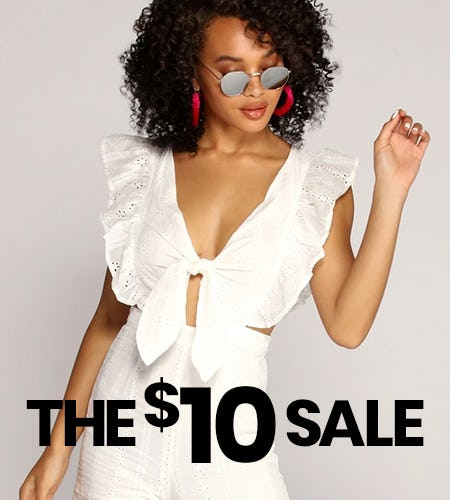 THE $10 SALE from Windsor