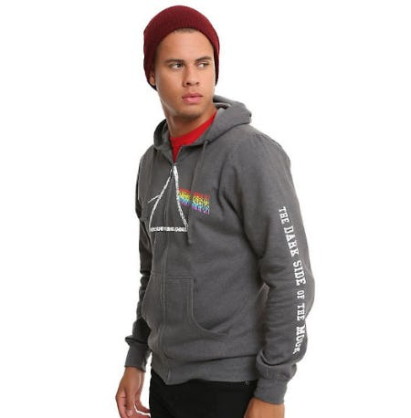 Pink Floyd The Dark Side Of The Moon Prism Hoodie