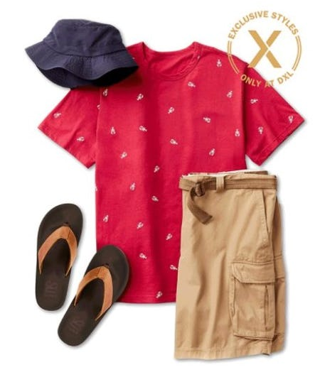 Exclusive Big and Tall Gifts Built Just for Dad! from Dxl Mens Apparel