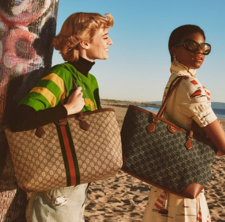 Mother's Day Gifts: Ophidia Totes from Gucci