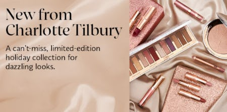 New From Charlotte Tilbury from Sephora