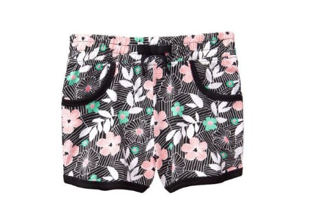 Floral Soft Shorts from Crazy 8