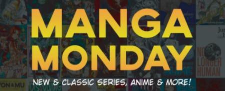 Manga Monday from Books-A-Million