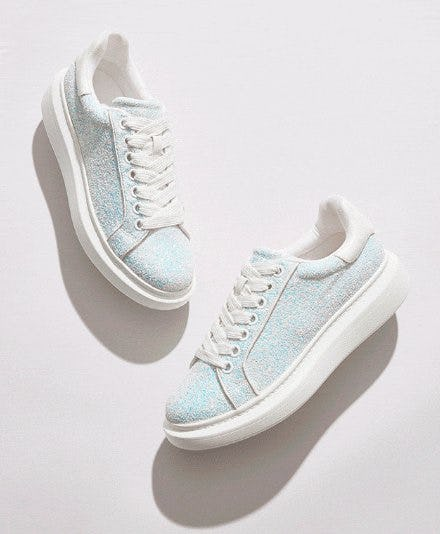 Sneakers that Shine from ALDO