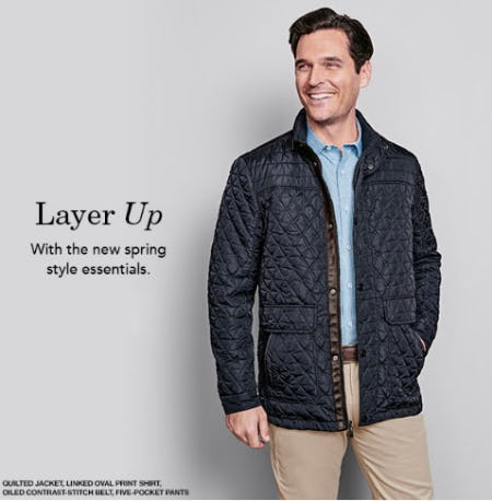 Shop New Arrivals from JOHNSTON & MURPHY