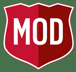 Mod Pizza* Logo