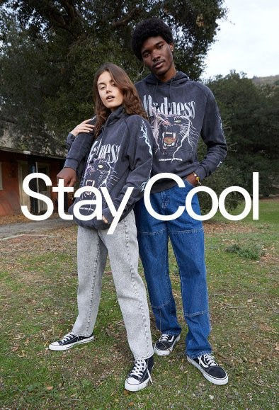 Unisex Styles: Cool, Casual & Effortless from PacSun