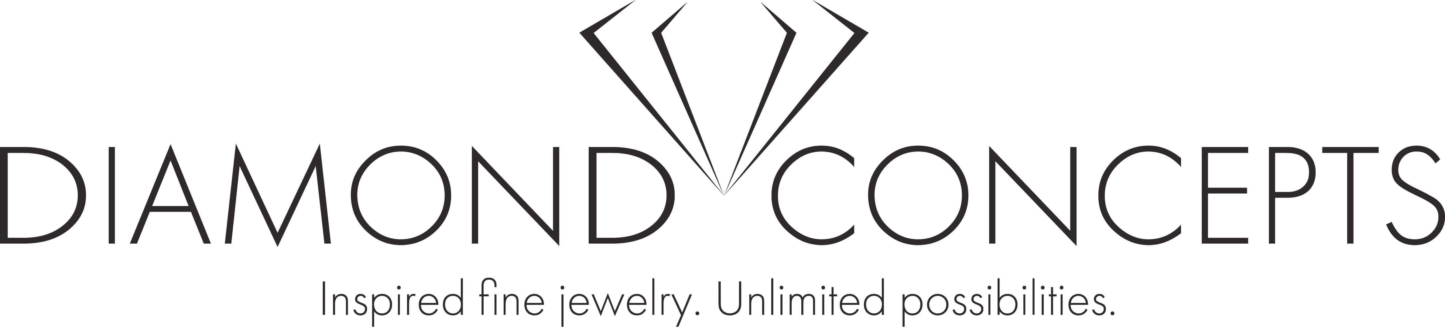Diamond Concepts Custom Jewelers         Logo