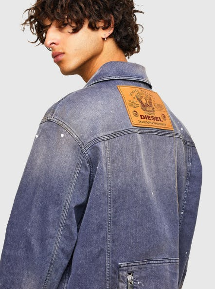 Signature Denim Looks from Diesel