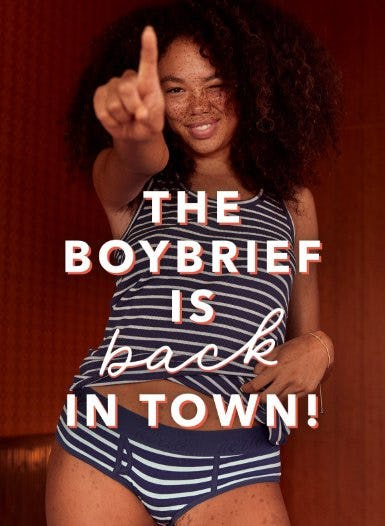Meet the Boybrief from Aerie