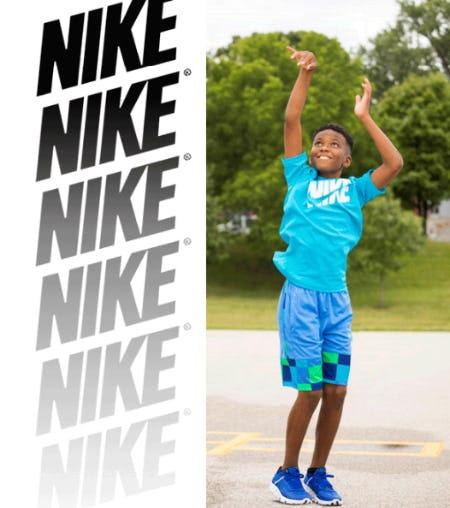 Nike for Kids from Von Maur