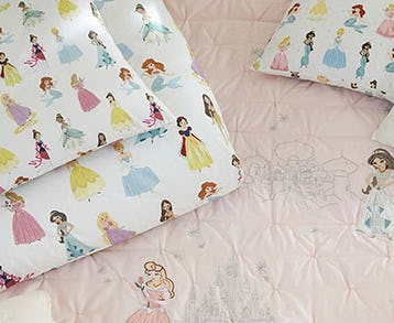 Disney Princess Collection from Pottery Barn Kids