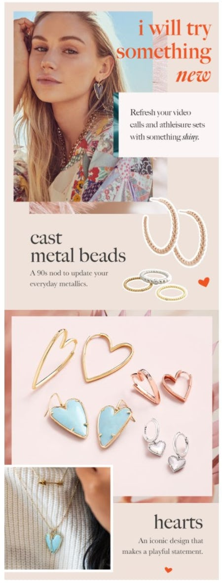 New for You from Kendra Scott