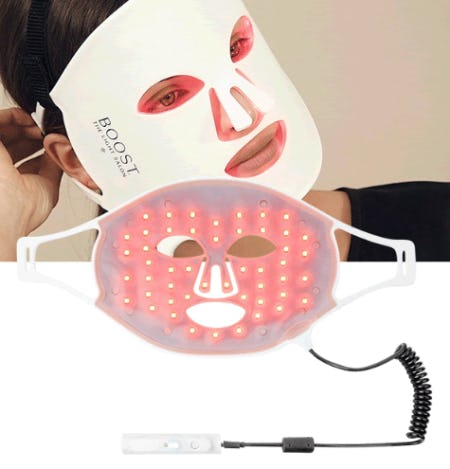 The Light Salon Boost LED Mask from Bluemercury