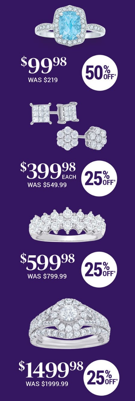 Dazzling Deals from Zales The Diamond Store