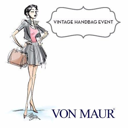 Vintage Handbag Event from Von Maur