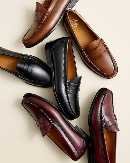 Meet the New Camden Loafers from J.Crew