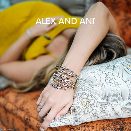 New Fall Collection from ALEX AND ANI