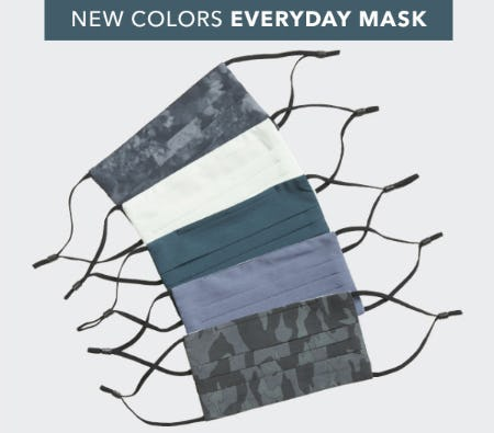 New Face Masks from Athleta