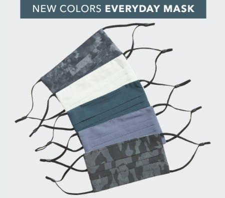 New Face Masks