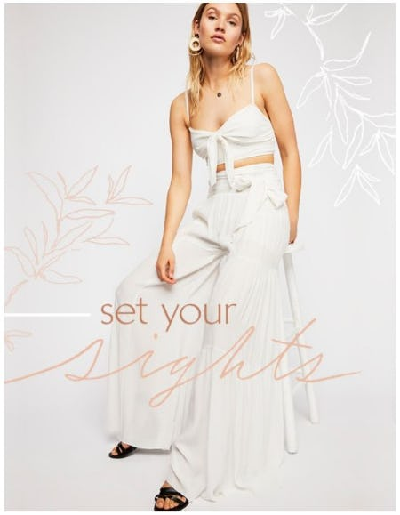 Sets for Easy Spring Looks from Free People