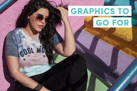 Graphic Tees That Speak to Great Style from Torrid