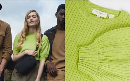 More Green For Summer from Ted Baker London