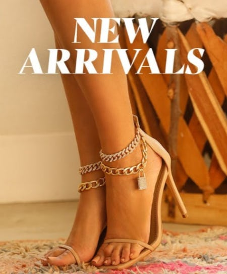Hot New Arrivals from Shiekh