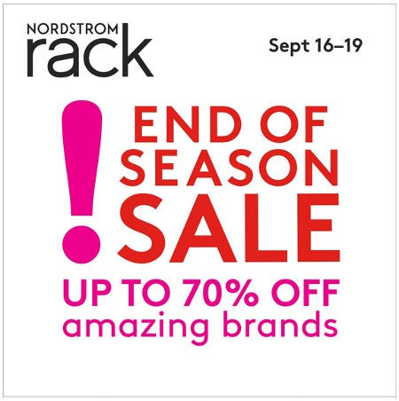 The Rack: End of Season Sale NOW from Nordstrom Rack