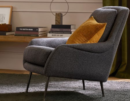 New Mid-Century Chairs from West Elm