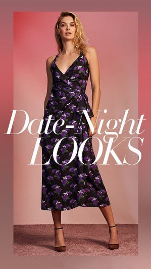 Date-Night Looks from Saks Fifth Avenue