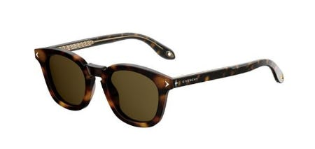 Givenchy 7058 Square Sunglasses from Solstice Sunglass Boutique
