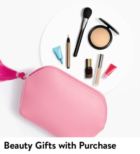 Beauty Gifts with Purchase from Nordstrom