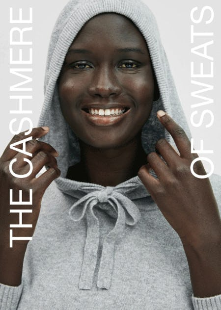 Discover the Sweater Sweats from Gap
