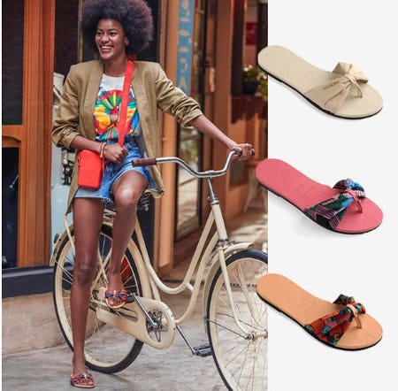 Summer Sandals From Havaianas and More from Nordstrom