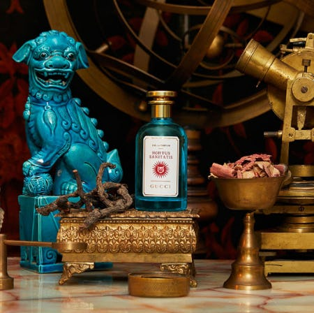 The Alchemist's Garden Collection from Gucci