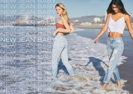 New Jean Baby from PacSun