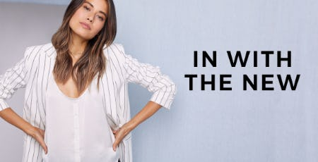 Shop New Arrivals from 7 for All Mankind
