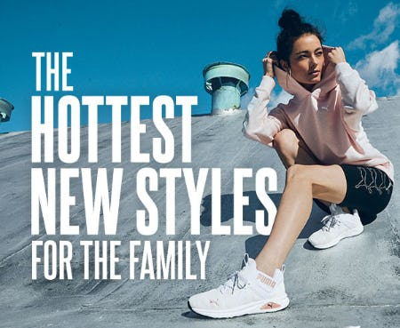 New Styles for The Family from Shoe Carnival